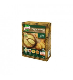 KNORR PATATES PURESI 4 KG