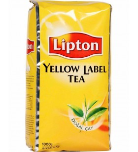 LIPTON YELLOW LABEL POUCH 1000 GR