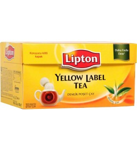 LIPTON YELLOW LABEL 100'LU DEMLIK 320 GR