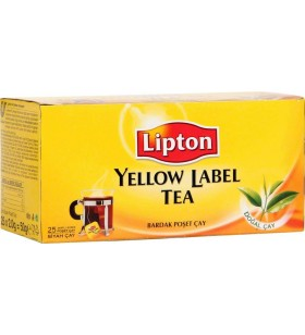 LIPTON YELLOW LABEL 50 GR