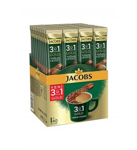 JACOBS GOLD 3 1 ARADA YOGUN 40X 18 GR