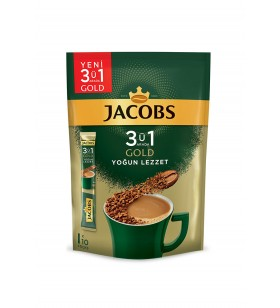JACOBS GOLD 3 1 ARADA YOGUN 10X18 GR