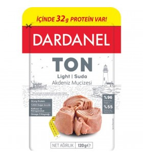 DARDANEL TON BALIGI LIGHT 120 GR