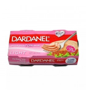 DARDANEL LIGHT TON BALIGI 2X160 GR