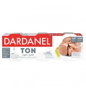DARDANEL  TON LIGHT 3X80 GR