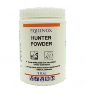 EQUNOX HUNTER POWDER 1 KG (BUL.MAK.KIR VE TORTU COZUCU)