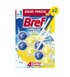 BREF POWER LIMON DUOPACK 2X50 GR