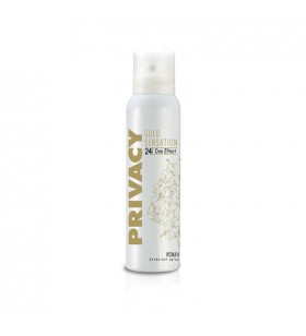 PRIVACY WOMEN GOLD SENS 150 ML