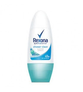 REXONA SHOWER CLEAN ROLL ON 50 ML
